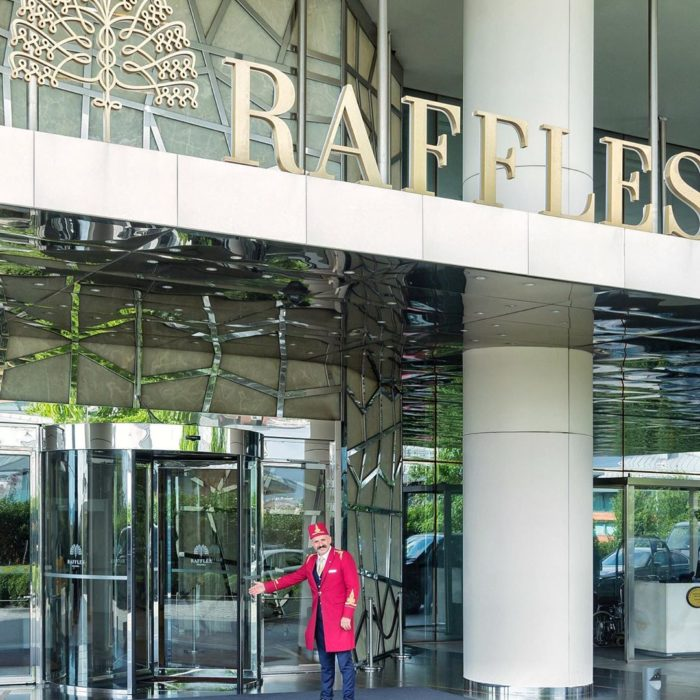 Raffles Istanbul Zorlu Center Hotel