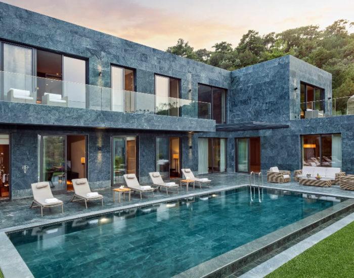 Alisya Beach Villa Mandarin Oriental Bodrum