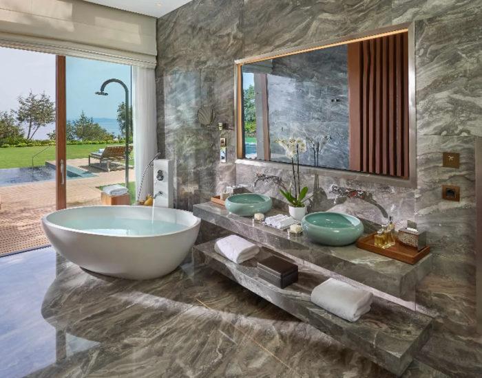 Lily Villa Mandarin Oriental Bodrum