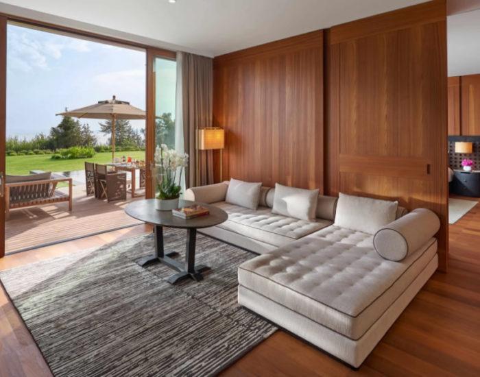 Blue Beach Villa Three Bedroom Mandarin Oriental Bodrum