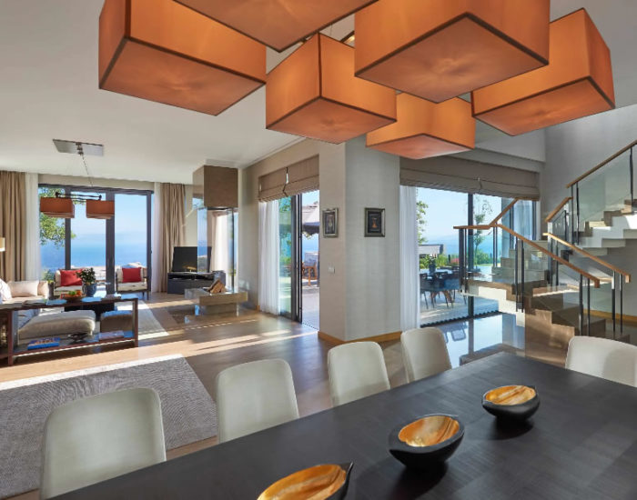 Paradise Bay Villa Mandarin Oriental Bodrum